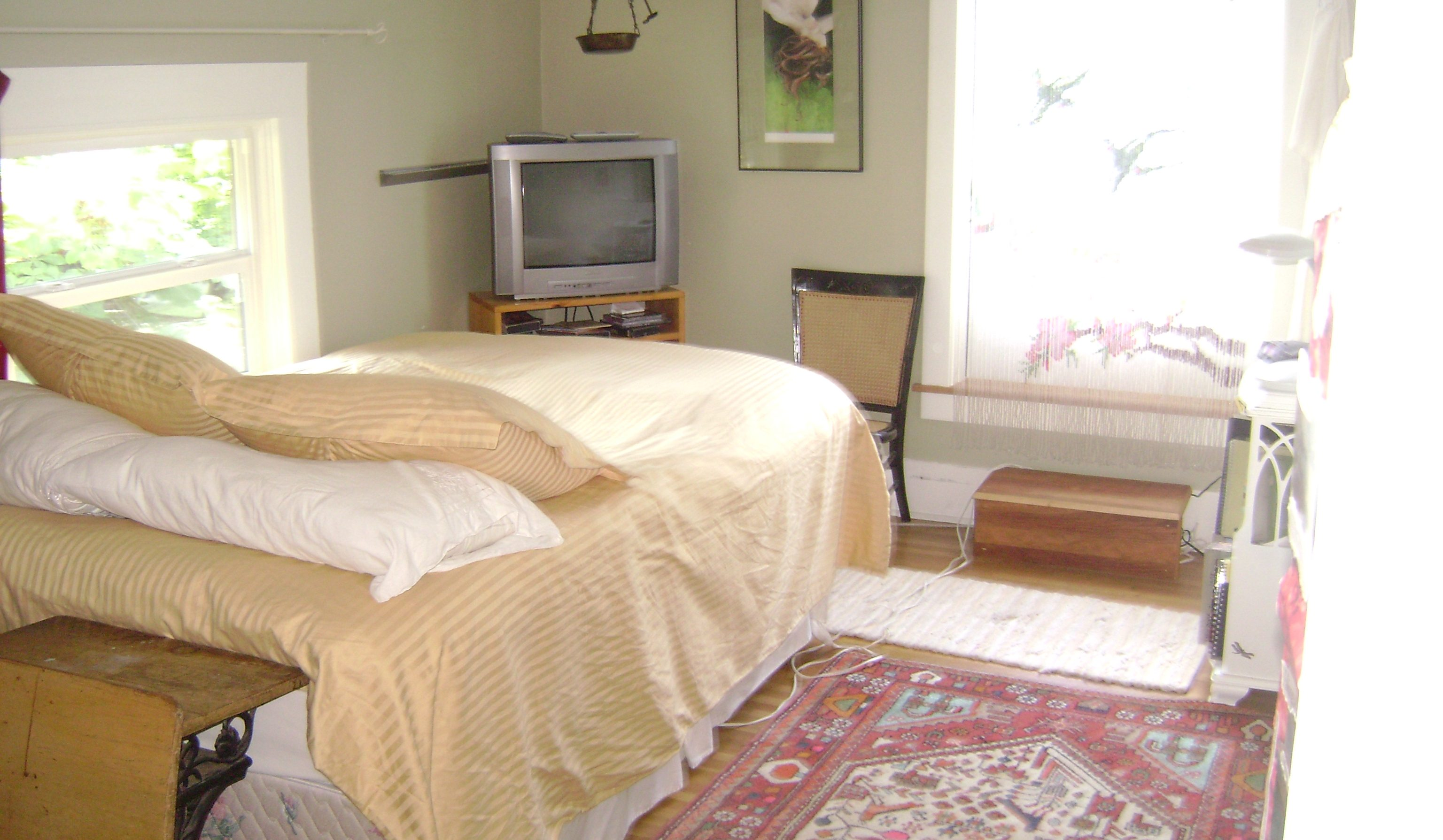 Andriette's Upper House bedroom