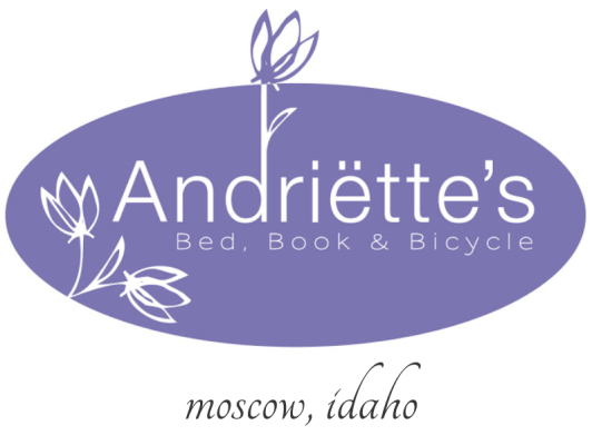 Andriette's website logo